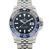 ロレックス ROLEX GMTマスター II 126710BLNR 新品 腕時計 メンズ (W187337) [並行輸入品]