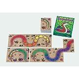 彩虹色的蛇 ( Regenbogen Schlange ) 日语版卡牌游戏