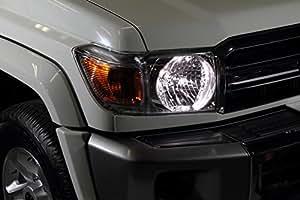 JAOS HID 車種別ヘッドライトキット 2 6000K ブルーホワイト H4DUAL ランドクルーザー70系【B553241】