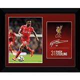 Liverpool リバプール 2014-15モデル スターリング フレーム ピクチャー
