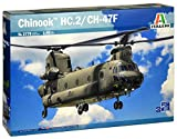 タミヤ イタレリ 1/48 ヘリコプターシリーズ No.2779 チヌーク HC.2 CH-47F プラモデル 38779