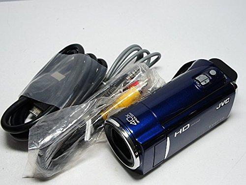 JVCケンウッド JVC 32GBフルハイビジョンメモリームービー ロイヤルブルー GZ-HM670-A