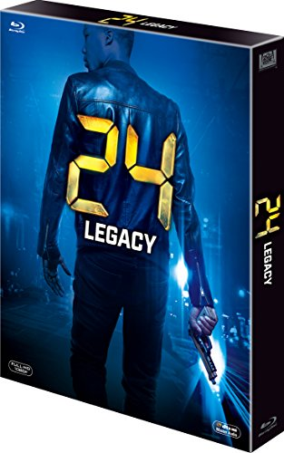 24-TWENTY FOUR- レガシー ブルーレイBOX[Blu-ray/ブルーレイ]