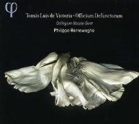 Victoria: Officium Defunctorum [Madrid, 1605] by Collegium Vocale Gent