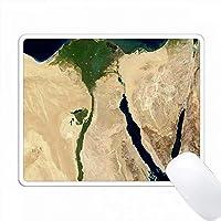 エジプトの航空写真の印刷 PC Mouse Pad パソコン マウスパッド