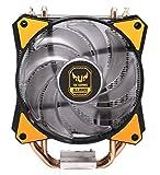 Cooler Master MasterAir MA410P TUF Gaming Edition サイドフロー型 空冷CPUクーラー [Intel/AMD両対応] FN1277
