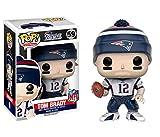 mozllyマルチパック–FunkoフットボールNFL Patriots NFLトムブレイディWave 3Pop 。Vinyl Figure–4インチアクションフィギュア–Collectible Toy (パックof 3)–Item # s120109_ x3