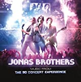 ジョナス・ブラザーズ ザ・コンサート3D サウンドトラック ユーチューブ 音楽 試聴