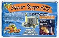 Zoo Med Power Sweep 228 Power Head 270gph by Zoo Med