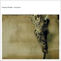 People In The Box「犬猫芝居」の歌詞を収録したCDジャケット画像