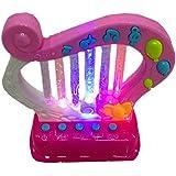 電子キーボードパズル楽器教育玩具、23 x 21 CM / H
