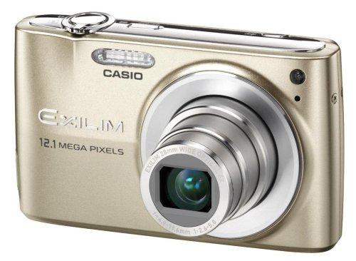 CASIO デジタルカメラ EXILIM EX-Z400 ゴールド EX-Z400GD