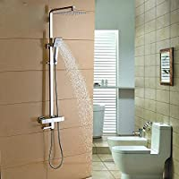 ステンレススチール水の温度、シャワー、シャワー、制御Seatedの配置のパフォーマンススプリンクラ、ホイストシャワー