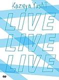 KAZUYA YOSHII LIVE DVD BOX「LIVE LIVE LIVE」[DVD]