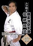 山口剛史 剛柔流空手道伝統技法 DVD-BOX[DVD]