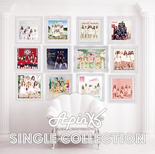 APINK SINGLE COLLECTION(初回生産限定盤)(Blu-ray付)