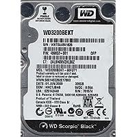 wd3200bekt-60F3t1、DCM hhctjbnb、Western Digital 320GB SATA 2.5ハードドライブ