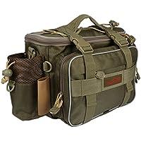 Goture(ゴチュール) 釣り バッグ フィッシングバッグ 3WAY 多機能 タックルバッグ 渓流バッグ 船釣り ショルダーバッグ
