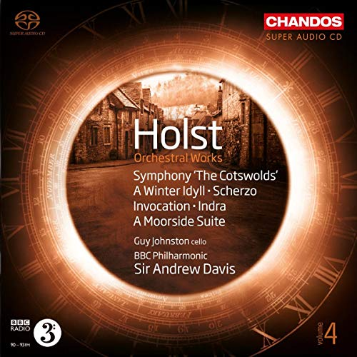 Orchestral Works.. -Sacd-