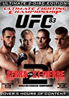 Ufc 83: Serra Vs St-Pierre [DVD] [Import]