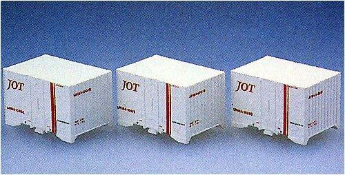 Nゲージ車両 UR18A-10000冷蔵コンテナ (3個) 日本石油輸送 3119