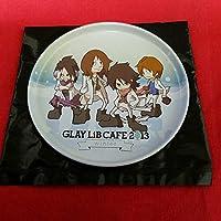 GLAY LiB CAFE 2013 winter ブリキコースター G4