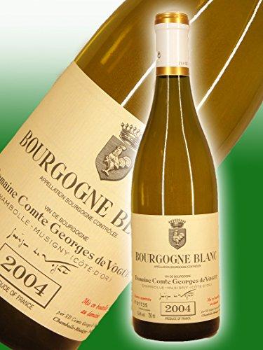 コント・ジョルジュ・ヴォギュエ ブルゴーニュ・ブラン [2004]【750ml】Comte Georges de Vogue Bourgogne Blanc