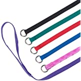 Slip Leads, Kennel Leads with O Ring (6 pack) for Dog Pet Animal Control Grooming, Shelter, Rescues, Vet, Veterinarian, Doggy