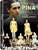 One Day Pina Asked [DVD] [Import] 画像