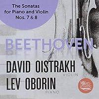 David Oistrakh. Lev Oborin. Beethoven. Sonatas for Violin and Piano No. 7 & 8
