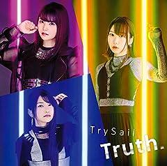 TrySail「Truth.」のCDジャケット