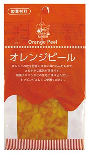 私の台所 オレンジピール 60g ×6個