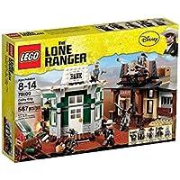 レゴ (LEGO) ローンレンジャー コルビー?シティでの対決 79109