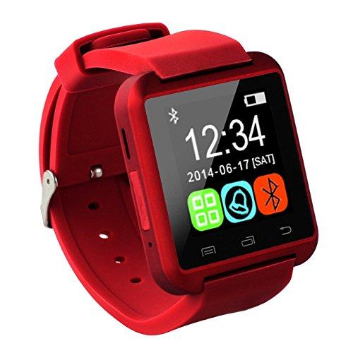 Antech Bluetooth smart watch U8 スマート ウォッチ 1.44インチ ...