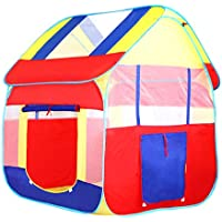 yoobe子PlayhouseテントHouse for Boys & Girls、子供を楽しみ、この折りたたみ式Pop Up Play Tent / House Toy forインドア&アウトドア使用、Perfect Gift for Toddlers