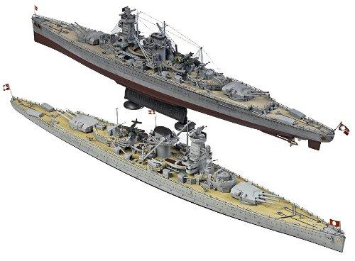 アカデミー 1/350 ドイツ戦艦 アドミラルグラフシュペー AM14103