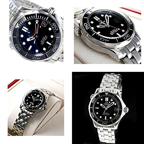 ≪OMEGA≫オメガ SeaMaster Professional Pro-Diver's Co-Axial 300m防水 Automatic メタルベルトウォッチ メンズ向 21230362001002