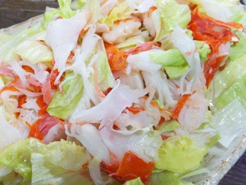 オーシャンキング 1kg×4袋 かにかま カニカマ かまぼこ カマボコ 蒲鉾 かに風味かまぼこ かに カニ 魚肉 練り物 【水産フーズ】
