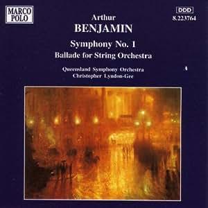 Benjamin:Symphony No.1