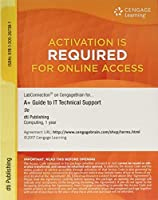 LabConnection 2 terms (12 months) Printed Access Card for Andrews' A+ Guide to IT Technical Support 9th Edition [並行輸入品]
