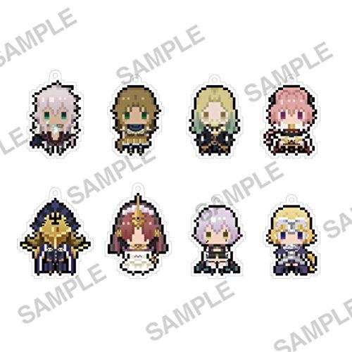 Fate/Apocrypha ぷちびっとストラップコレクション ver.black 1BOX(8個入り)