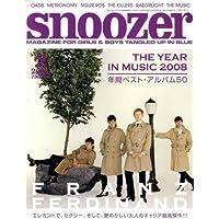 snoozer (スヌーザー) 2009年 02月号 [雑誌]
