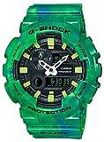 カシオ CASIO Gショック G-SHOCK Gライド G-LIDE メンズ 腕時計 GAX-100MB-3A ブラック グリーンマーブル[並行輸入品]