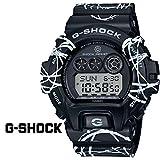(カシオ)CASIO 腕時計 G-SHOCK コラボ FUTURA GD-X6900FTR-1JR BLACK (国内正規品)
