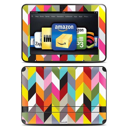 DecalGirl スキンシール Kindle Fire HD 8.9専用スキン - Ziggy Condensed