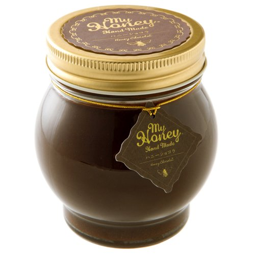 ハニーショコラ チョコレート ハニーとチョコペーストミックス 200g マイハニーシリーズ 産地直送 (1瓶)