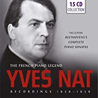 French Piano Legend The by NAT YVES