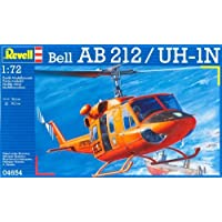 High Quality Bell AB 212 Plastic Model Kit