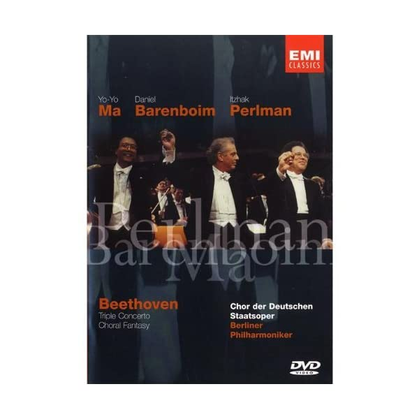 Triple Concerto & Choral...の商品画像