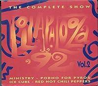 Lollapalooza '92 Vol.2 Box 3 Cd L.E. 3000 Copies